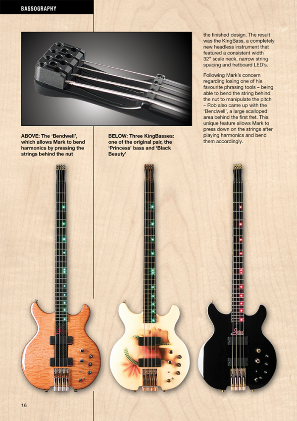 Sample page from The Mark King Bass Book