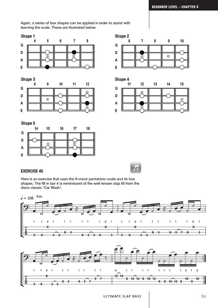 slap & pop technique for guitar pdf