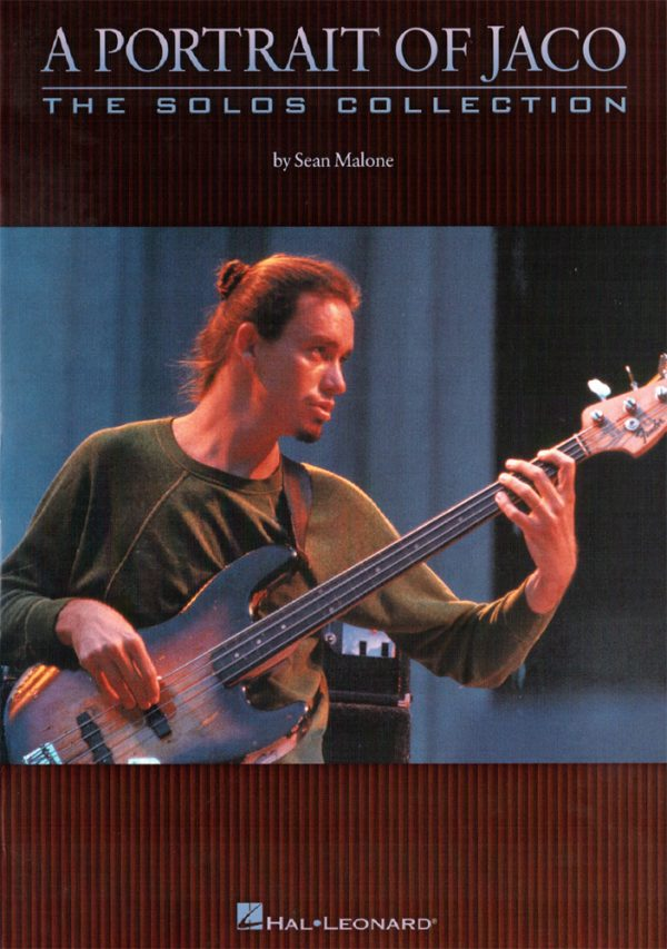 Front cover of A Portrait of Jaco book
