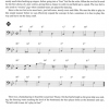 Sample page from Expanding Walking Basslines