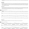 Sample page from Bass Lesson Goldmine - 100 Blues Lessons
