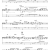 Sample page from Jaco Pastorius Bass Play-Along