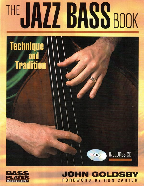 The Jazz Bass Book - Front Cover