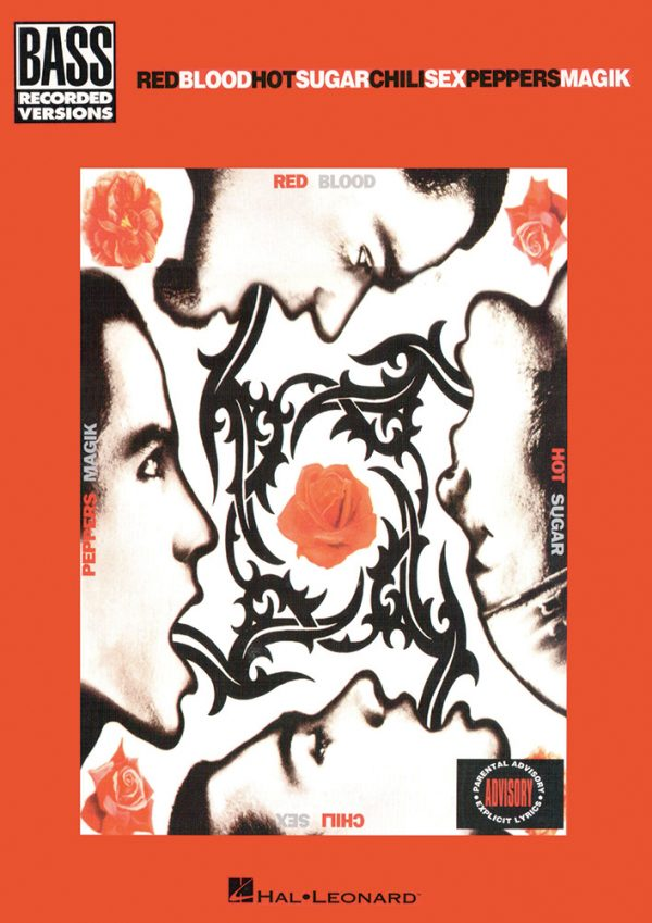 Front cover of Red Hot Chili Peppers - Blood Sugar Sex Magik book