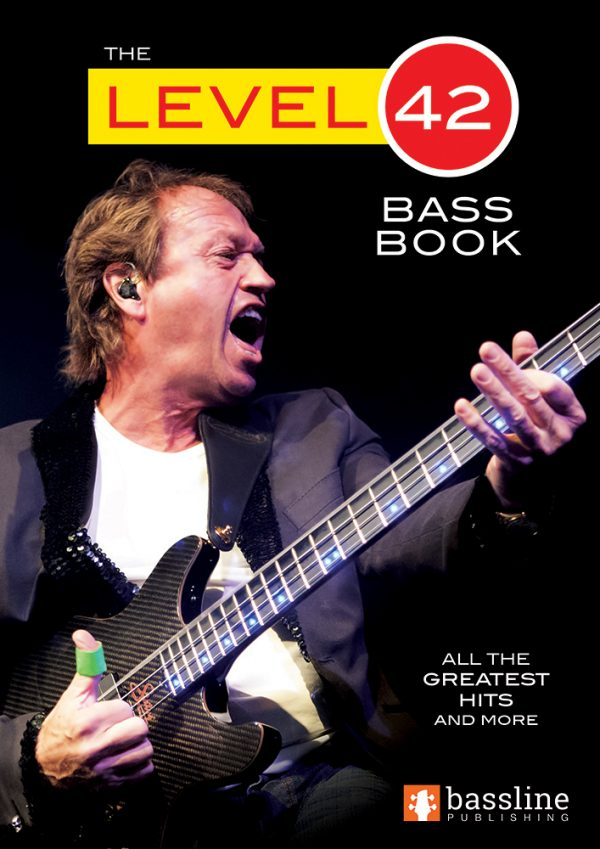 The Level 42 Bass Book - Front Cover