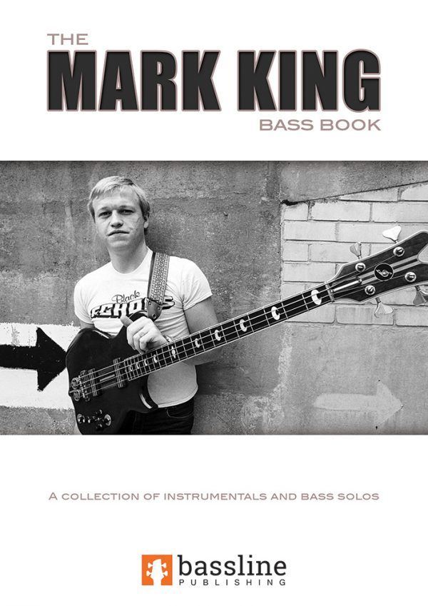Front cover of The Mark King Bass Book