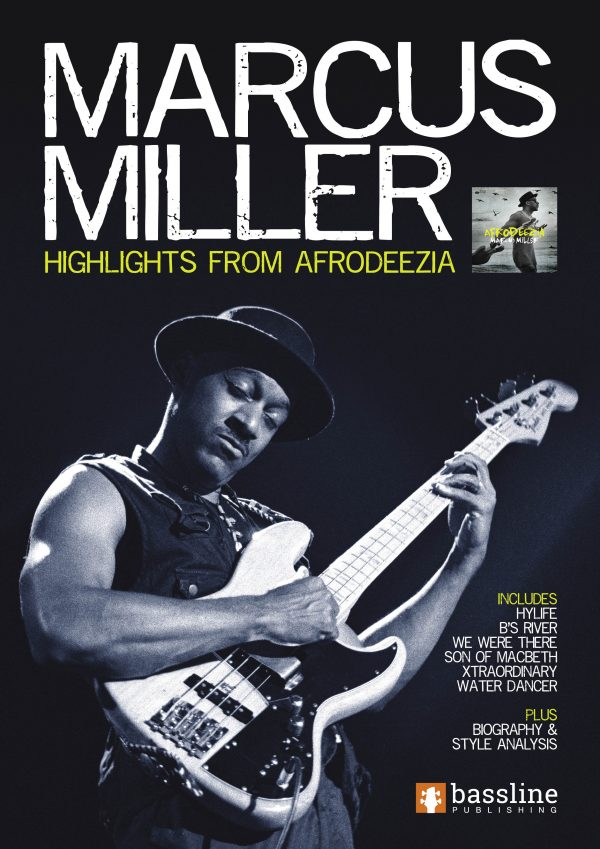 Front cover of Marcus Miller – Highlights from Afrodeezia