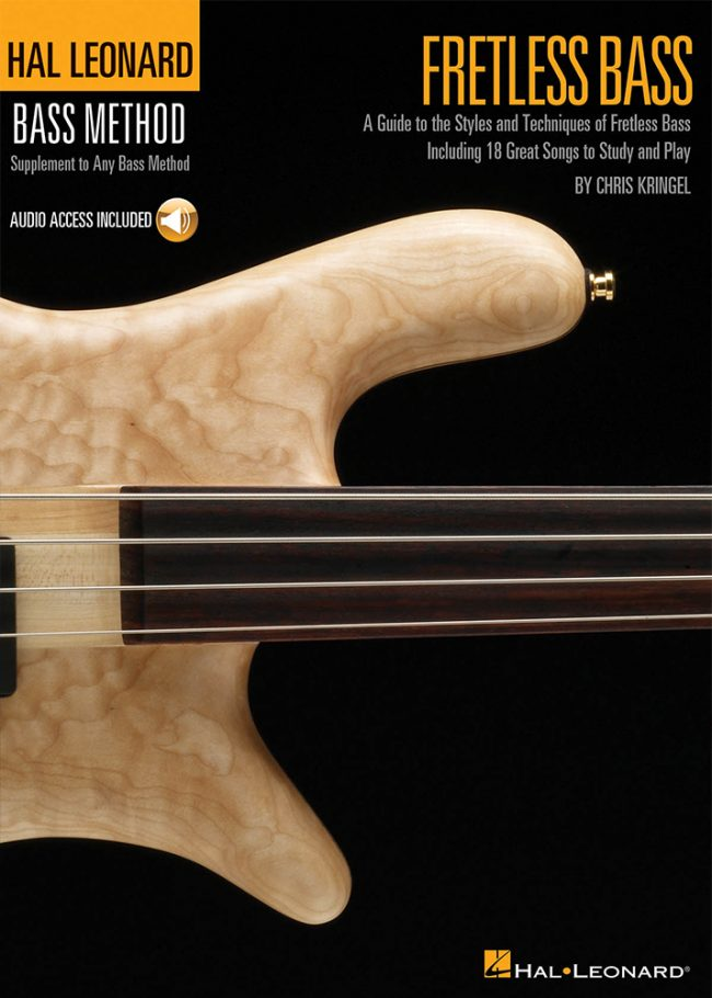 Front cover of Fretless Bass