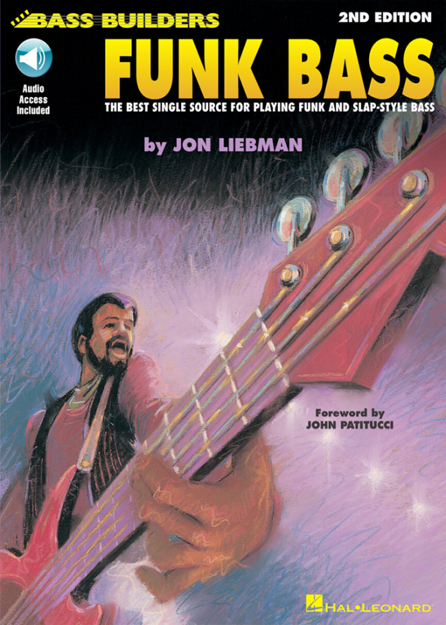 Front cover of Funk Bass