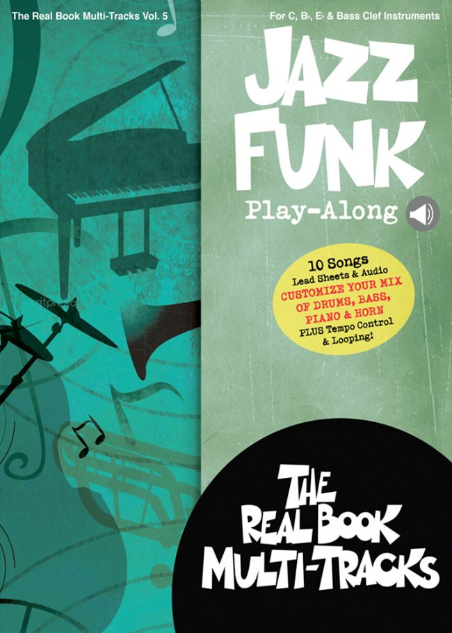 Front cover of Jazz Funk Play-Along