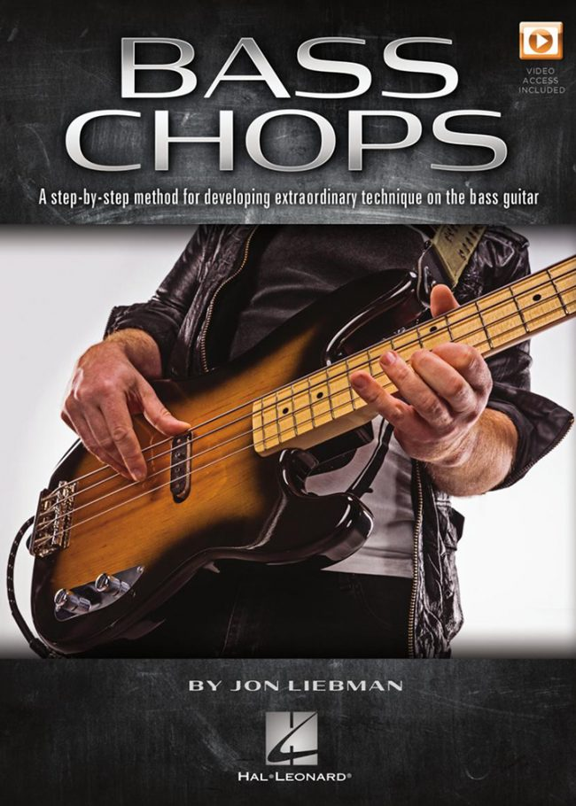 Front cover of Bass Chops