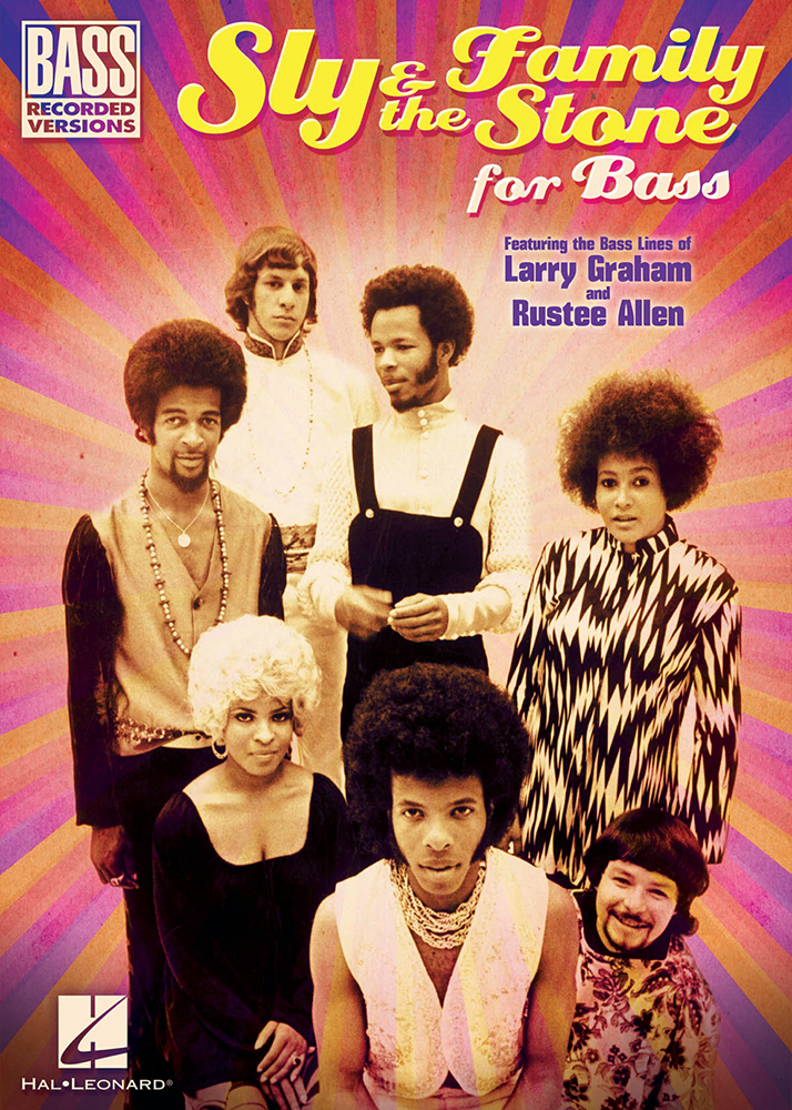 Front cover of Sly & The Family Stone for Bass