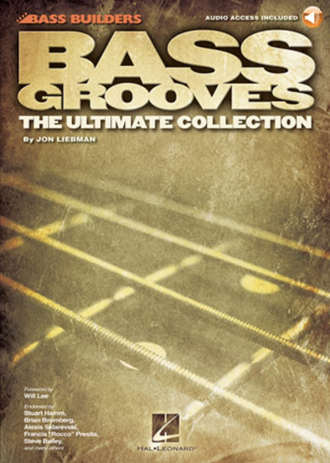 Front cover of Bass Grooves