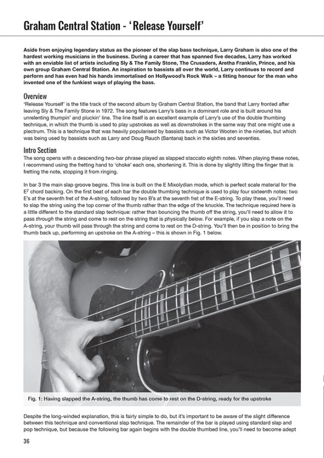 Bass Monsters - Sample Page 3