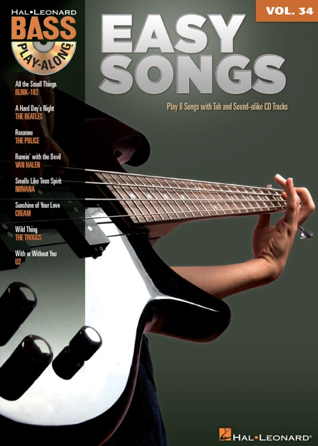 Front cover of Easy Songs Play-Along