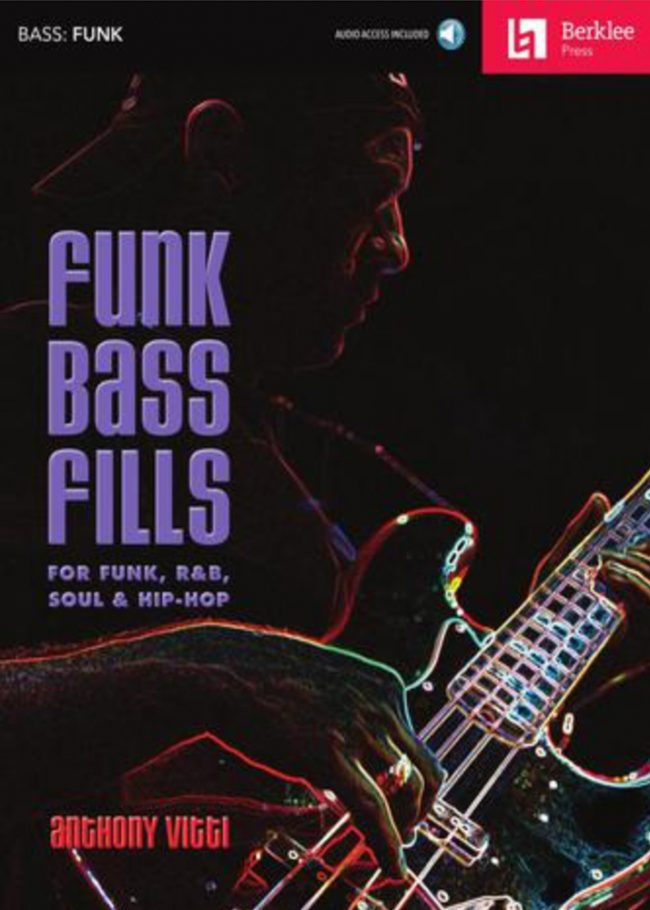 Front cover of Funk Bass Fills