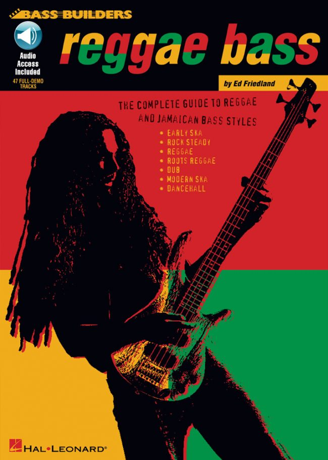 Front cover of Reggae Bass