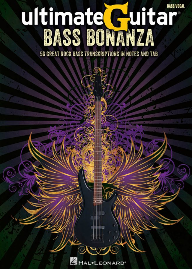 Front cover of Ultimate Guitar – Bass Bonanza